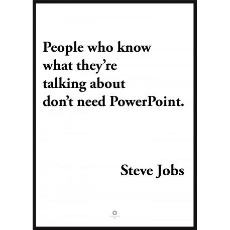 Plakat Quotes No_003 50x70