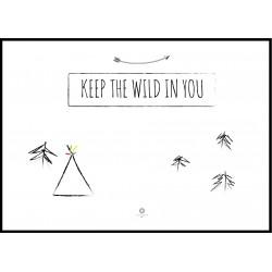 Plakat Words of wisdom No_022