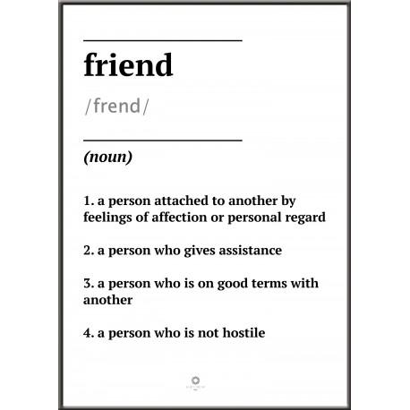 Plakat Words No_002