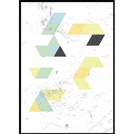 Plakat Abstract No_004