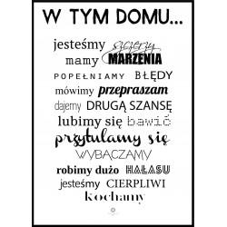 Plakat Words of wisdom No_018_white_PL