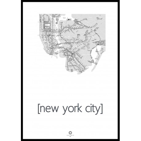 Plakat Cities No_004