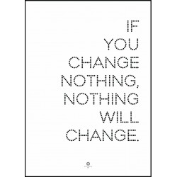 Plakat Words of wisdom No_035_white