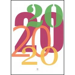 Plakat Numbers_20