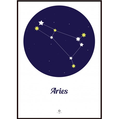 Plakat Constellations No_006