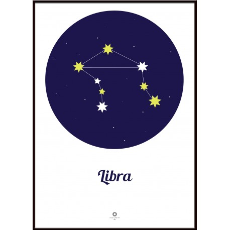 Plakat Constellations No_012