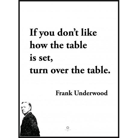 Plakat Quotes No_008 50x70