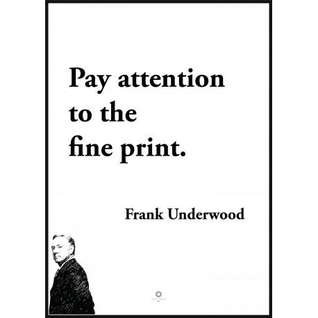 Plakat Quotes No_009 50x70