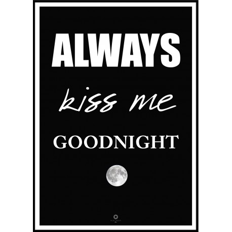 Plakat Goodnight No_001