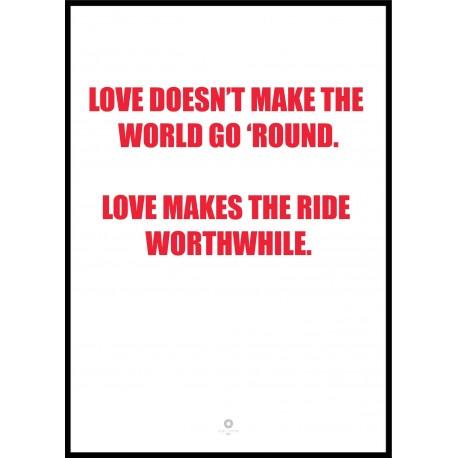Plakat Words of wisdom No_013