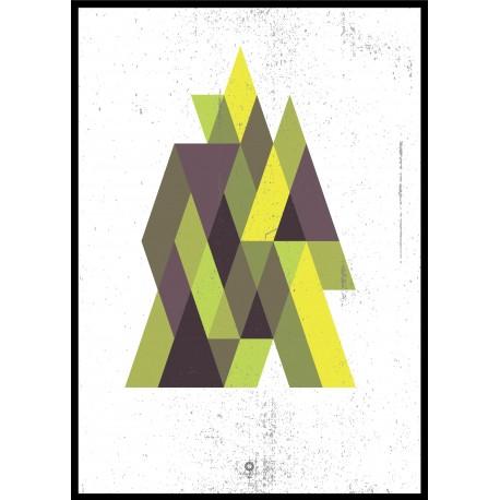 Plakat Abstract No_003