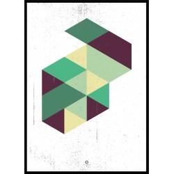 Plakat Abstract No_002
