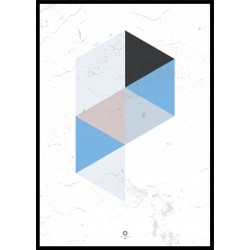 Plakat Abstract No_001
