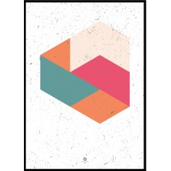 Plakat Abstract No_005