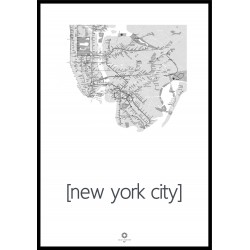 Plakat Cities No_002